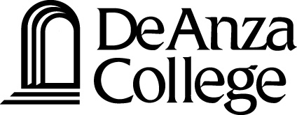 De Anza College logo stacked